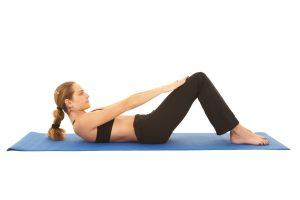 Mat classes at Pilates of Berkshire